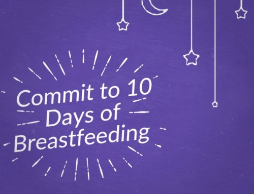 Your First Breastfeeding Goal